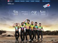 Pepsi . Proposta Football 2010