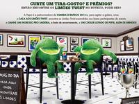 Comida di buteco 2012 . Brazil