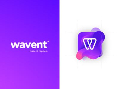 Wavent App | Make it happen
