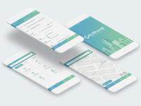 CityMove App Concept
