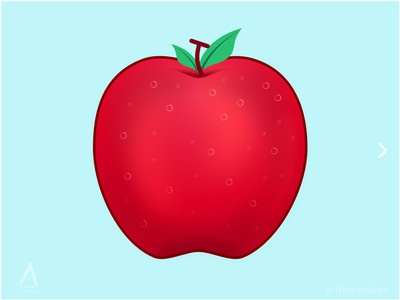 A for Apple - Fruits Nutritions a-z