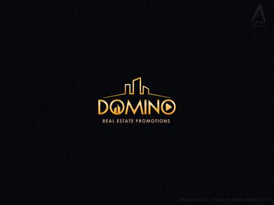 Domino Logo Design