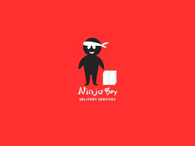 Ninja Boy - Logo Design