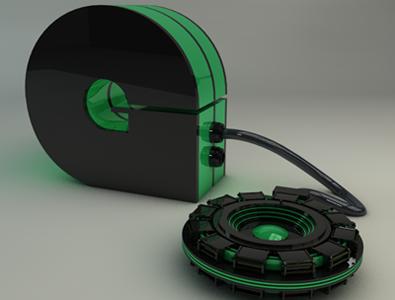 I am the Green Machine design 3d green motion graphics photoshop cinema 4d