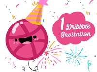 Another Dribbble Invitation