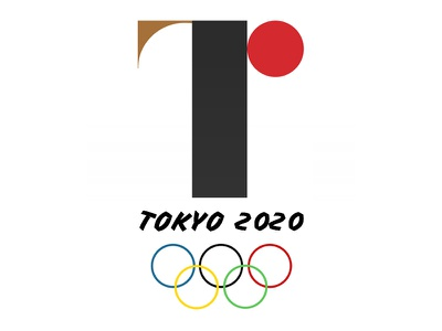 Tokyo 2020 Logo Concept olympics olympic 2020 tokyo illustration branding vector logo flat graphic dribbble design