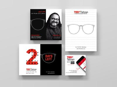 TEDxTehran 2019 Visual Identity #1