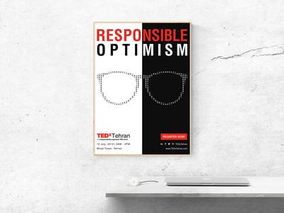 TEDxTehran 2019 Visual Identity #2