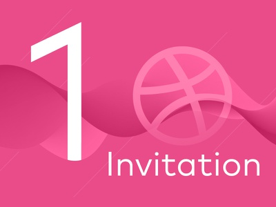 1 Dribbble Invite Giveaway ux ui graphic design giveaway invite giveaway invitation invite dribbble invite dribbble debuts debut