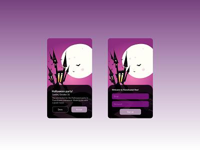 Daily UI 001 app visualdesign design ux ui dailyui 001