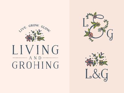 Living & Grohing | Branding
