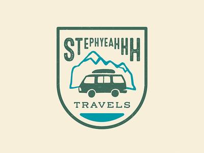 Travel Blog Badge