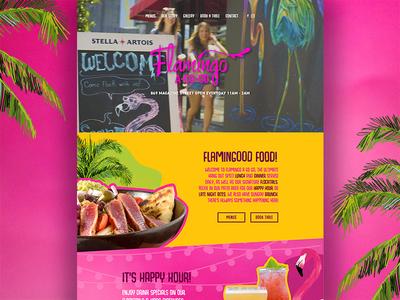 Flamingo Website Design