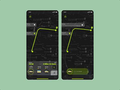 Location Tracker locationtracker appdesign app ux ui 020 dailyui