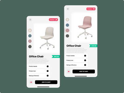 Customize Product appdesign mobiledesign mobile ux ui 033 dailyui