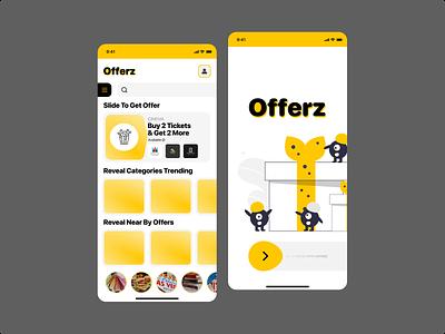 Special Offer appdesign mobile specialoffer offers ui ux 036 dailyui