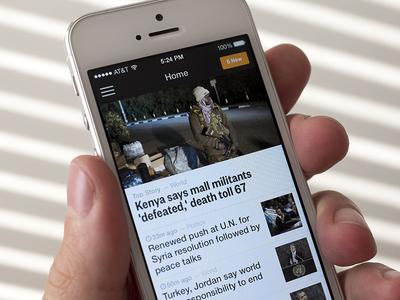 Reuters – iOS 7