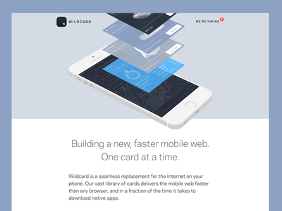 Wildcard – Interim Site