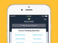 Wildcard iOS Release