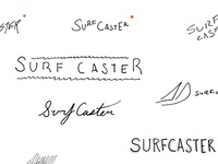 Surfcaster Identity Sketches