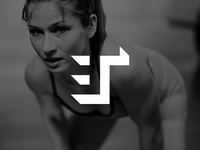 Triple Threat Fitness logo concept