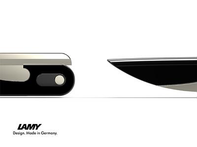Corkscrew - Lamy Inspiration wine products industrial design concept design