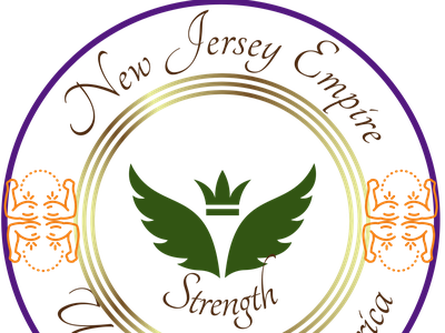 New jersey Empire américainstyle branding graphic design illustrations new jersey usa american design