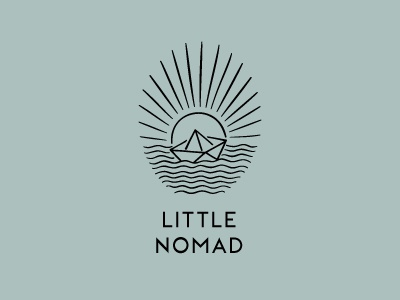 Little Nomad book design publishing childrens publishing branding illustration