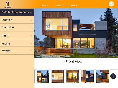 Property view illustration app vector logo illustrations branding design icon ux ui