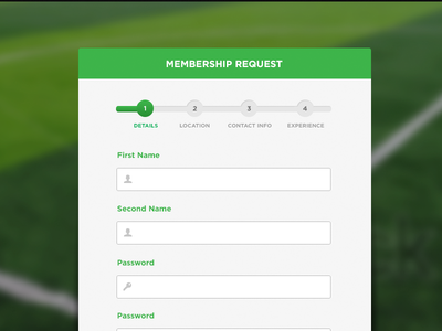 Football Network Sign Up