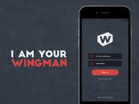Wingman Mobile App