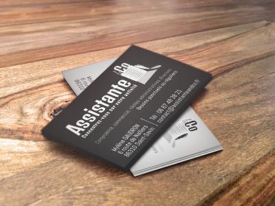 Business Card Assistante & Co gravit.io gravit assistante  co business card