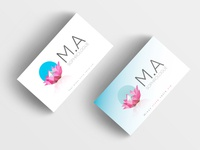 WIP : Business card & logo