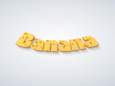 Banana Wallpaper 4K cheese banana wallpaper