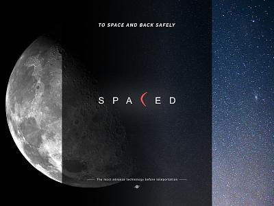 Spaced Challenge logo challenge logo spacedchallenge