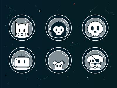 Space Avatars
