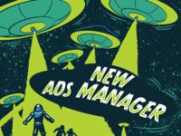 New Ads Manager...In Spaaaaaaaace!