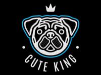 Pug. Cute king.
