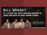 DailyUI 003 Bill Brasky Landing Page