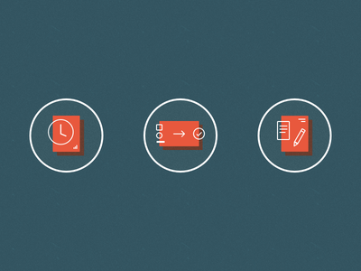 Blog Post Icons shapes line icon icons