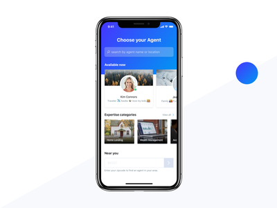 Explore onboarding layout lists search ios explore onboarding