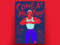 Come At Me, Bro! Magazine Dec 2018 Issue