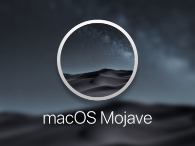 macOS Mojave concept