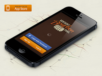 Available now! Kentucky Bourbon Trail app.