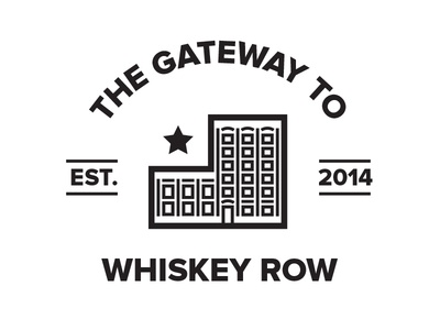 The Gateway to Whiskey Row