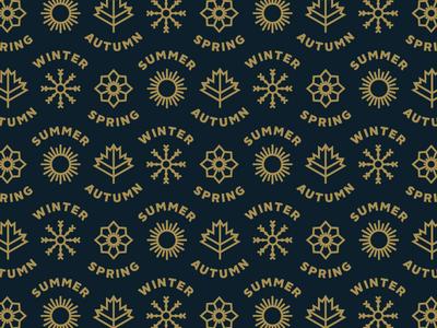 Seasonal pattern