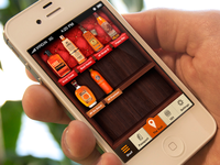 Bourbon app concept