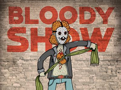 Bloody Show Beer