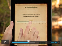 App Demo Video : Kentucky State Parks
