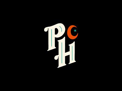 Public House Monogram kentucky louisville robby davis handlettering lettering taphouse brewery logodesign monogram branding logo